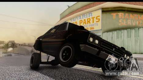 GTA 5 Vulcar Warrener IVF for GTA San Andreas right view