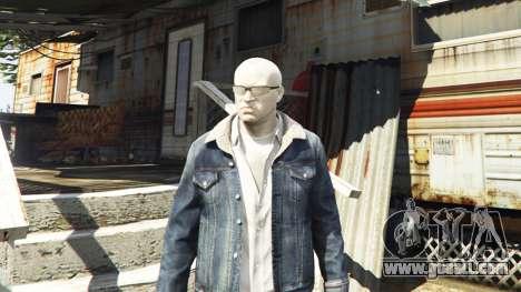 The Ghost Of Trevor for GTA 5