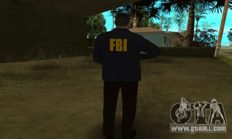 FBI HD for GTA San Andreas seventh screenshot