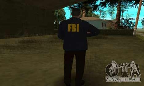 FBI HD for GTA San Andreas seventh screenshot