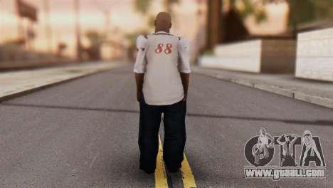 Big Smoke Skin 1 for GTA San Andreas second screenshot