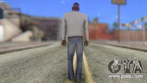 Luis Lopez Skin v6 for GTA San Andreas second screenshot