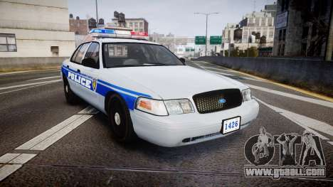 Ford Crown Victoria Liberty Police [ELS] for GTA 4