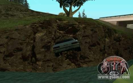 Speedometer Lada for GTA San Andreas forth screenshot
