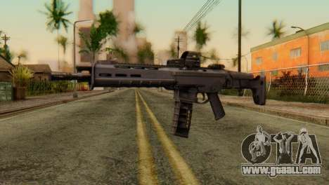 Magpul Masada v4 for GTA San Andreas