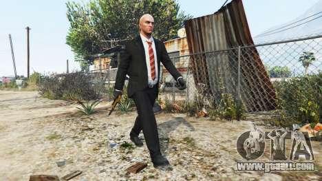 GTA 5 Hitman - Agent 47 second screenshot