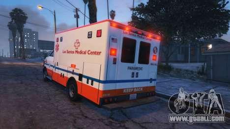 Lights and Sirens for GTA 5