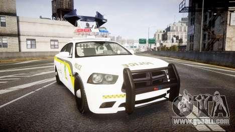 Dodge Charger Surete Du Quebec [ELS] for GTA 4