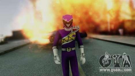 Power Rangers Skin 6 for GTA San Andreas