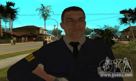 FBI HD for GTA San Andreas