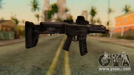 Magpul Masada v4 for GTA San Andreas second screenshot