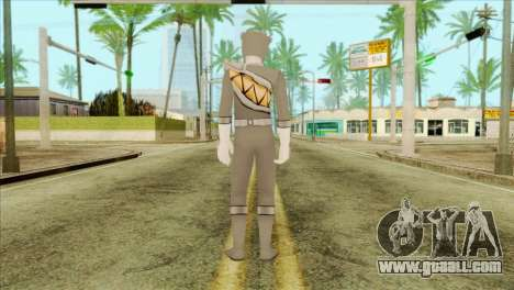 Power Rangers Skin 3 for GTA San Andreas second screenshot
