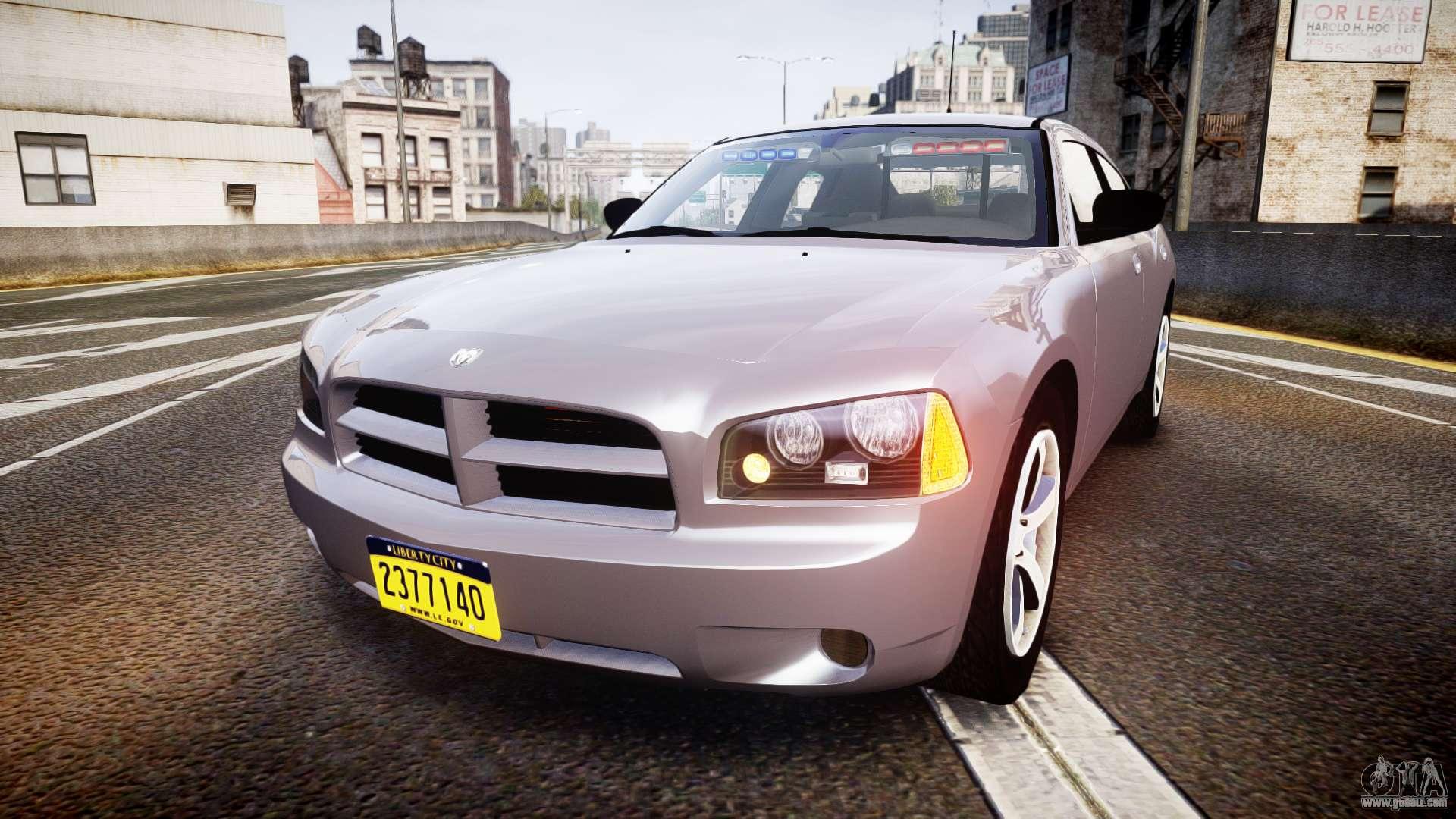 Dodge Charger Police U...