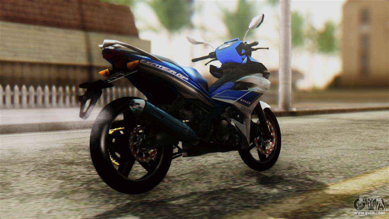 Yamaha MX KING 150 For GTA San Andreas