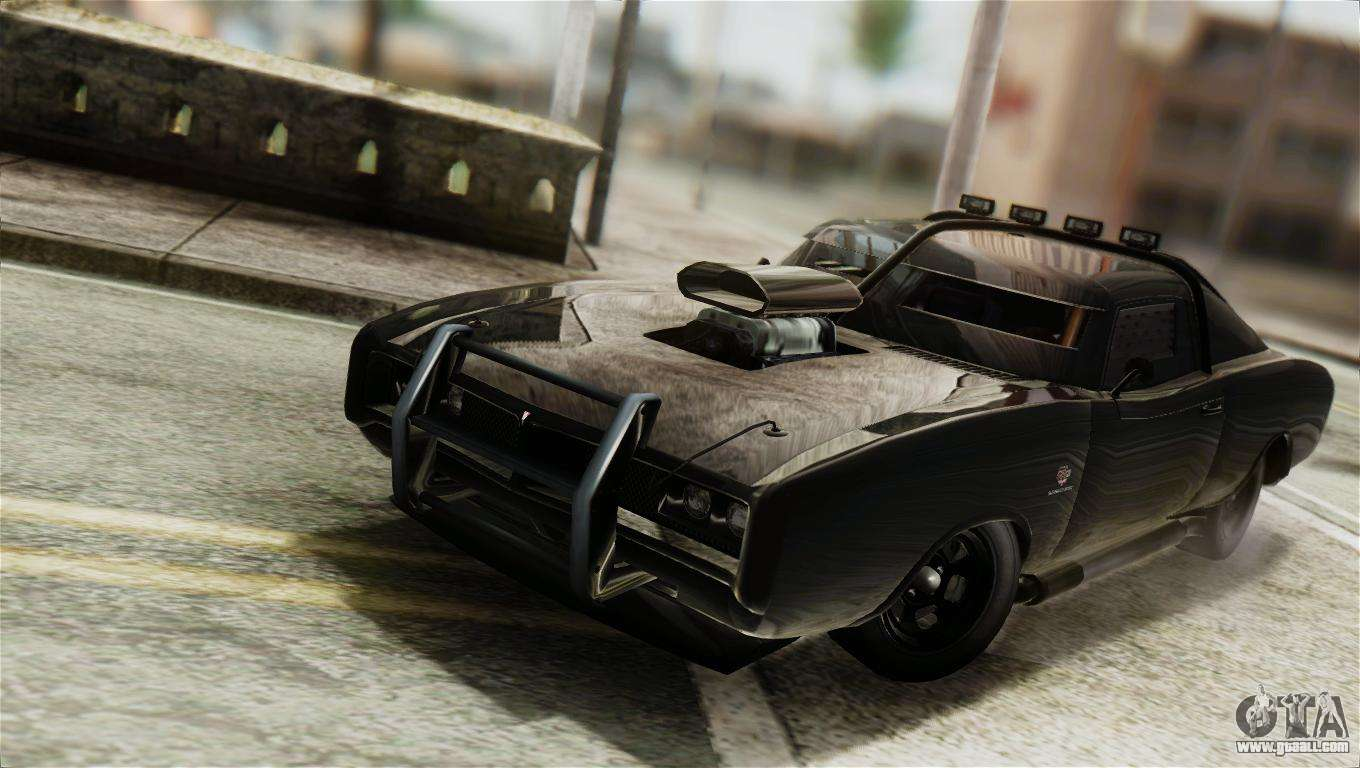 GTA 5 Imponte Dukes ODeath IVF For San Andreas