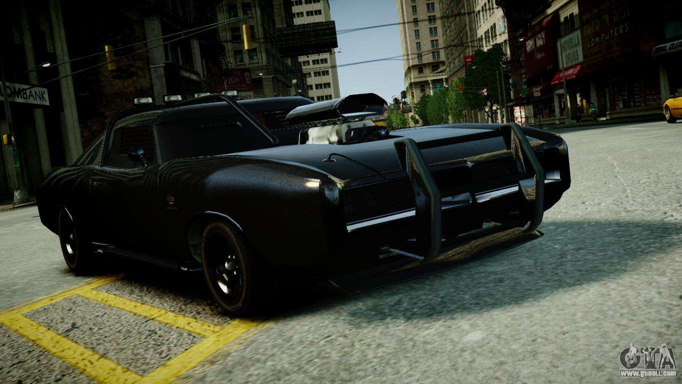 Imponte Dukes O Death From GTA 5 For 4