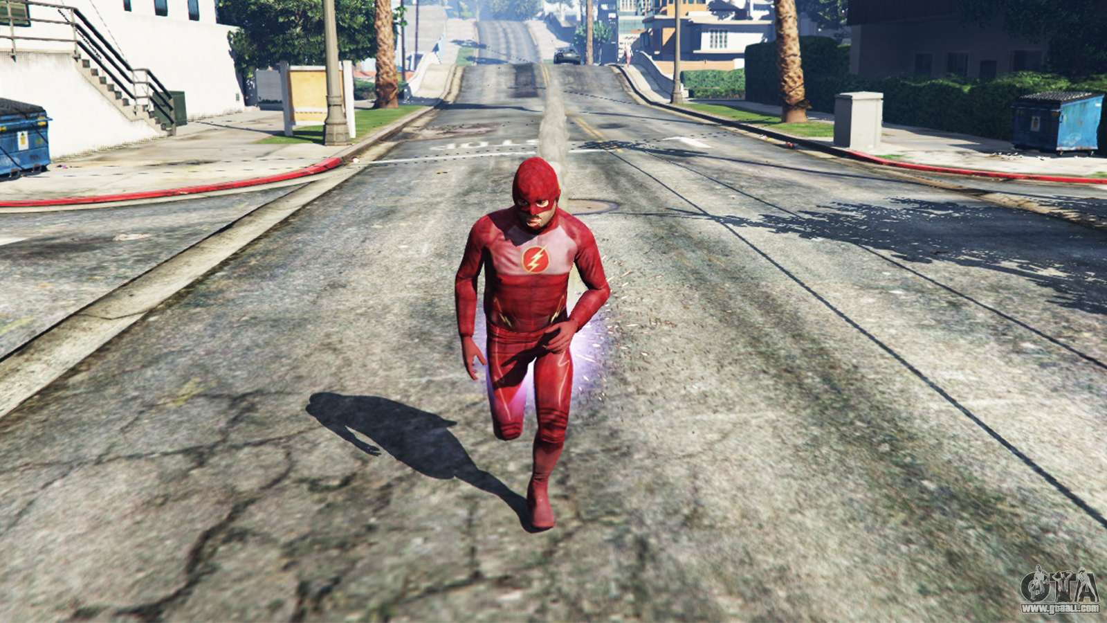 The Flash for GTA 5