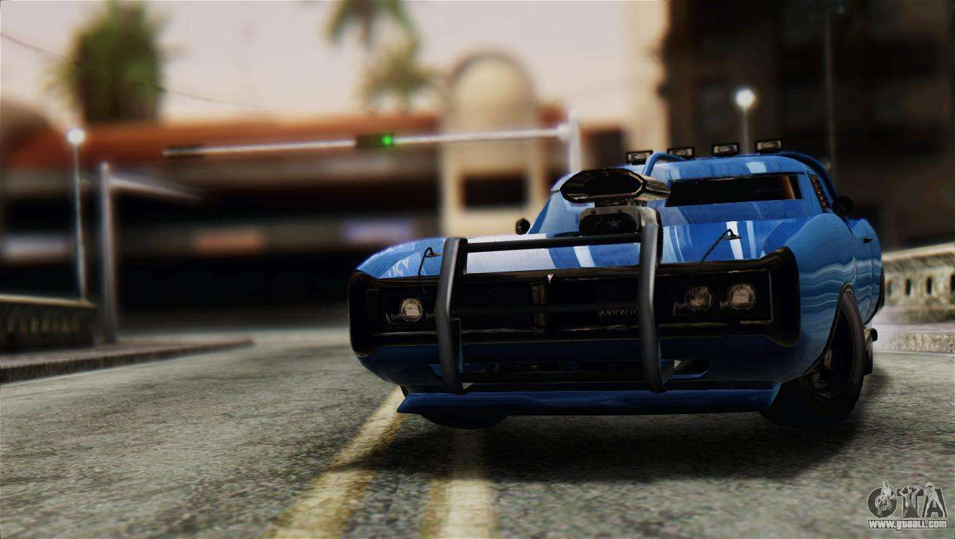 GTA 5 Imponte Dukes ODeath For San Andreas