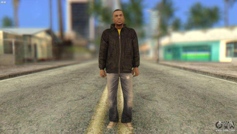 Skin Momiji Gta Sa: Luis Lopez Skin V4 For GTA San Andreas