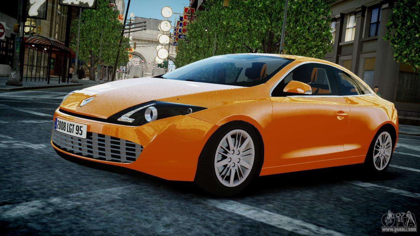 renault laguna coupe for gta 4. Black Bedroom Furniture Sets. Home Design Ideas