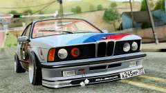 BMW M635CSi E24 1984 for GTA San Andreas