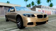 BMW M550d for GTA San Andreas
