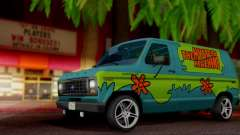 Ford E-150 Scooby Doo
