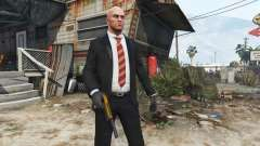 Hitman - Agent 47 for GTA 5