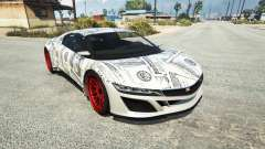 Dinka Jester (Racecar) Dollars for GTA 5