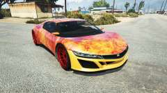Dinka Jester (Racecar) Flame for GTA 5