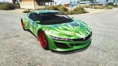 Dinka Jester (Racecar) Cannabis for GTA 5