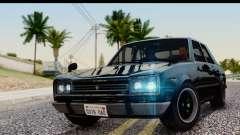 GTA 5 Vulcar Warrener IVF for GTA San Andreas
