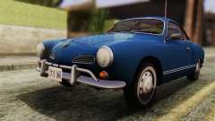 Volkswagen Karmann-Ghia Coupe (Typ 14) 1955 HQLM for GTA San Andreas