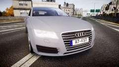 Audi A7 for GTA 4