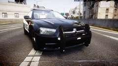 Dodge Charger Alderney Police