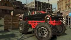 Albany Undertaker (Romero Monster) for GTA 4