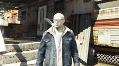 The Ghost Of Trevor for GTA 5