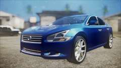 Nissan Maxima 2009 for GTA San Andreas