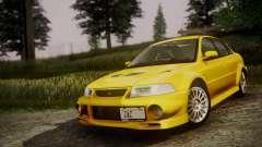 Mitsubishi Lancer Evolution VI 1999 PJ
