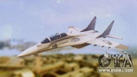 Mikoyan-Gurevich MIG-33 UPEO for GTA San Andreas