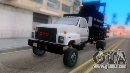 GMC Top Kick 88-95 for GTA San Andreas
