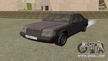 Mercedes-Benz W124 E200 for GTA San Andreas