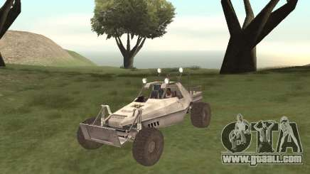 Buggy from Just Cause for GTA San Andreas