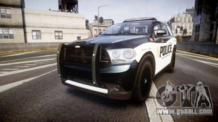 Dodge Durango Alderney Police for GTA 4