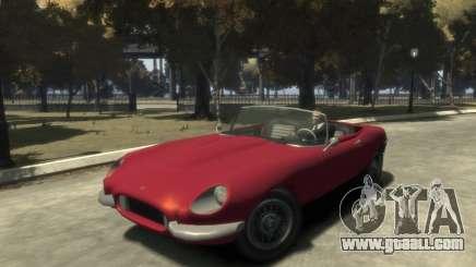 Enus Windsor Classic for GTA 4