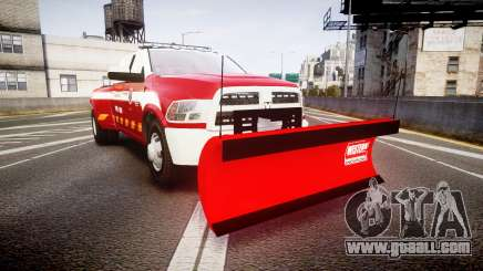 Dodge Ram 3500 2013 Utility [ELS] for GTA 4