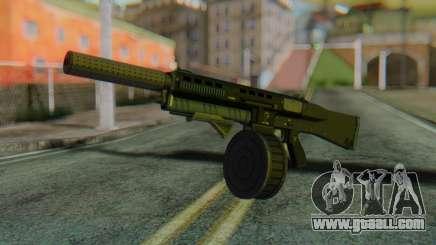 Assault Shotgun GTA 5 v2 for GTA San Andreas