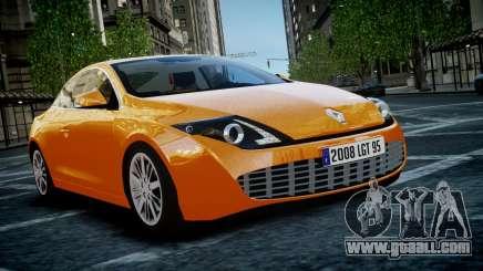 Renault Laguna Coupe for GTA 4