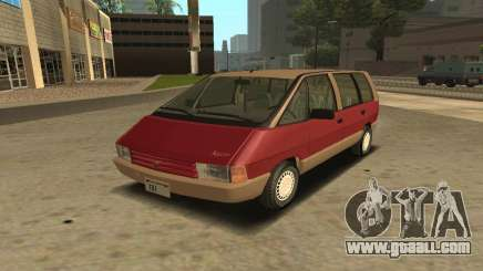 Renault Espace 2000 GTS for GTA San Andreas