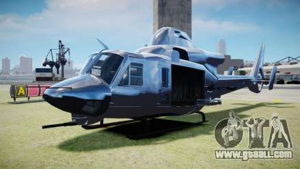 Valkyrie from GTA 5 for GTA 4